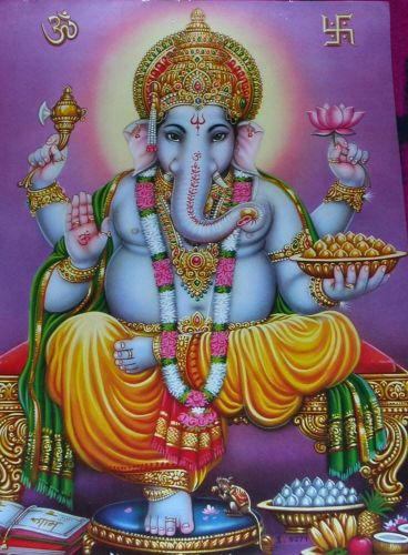 Images of Ganesha