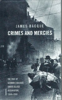 Crimes and Mercies cover