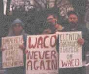 Waco - never again