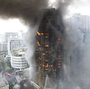 Other Fires In Steel Structure Buildings